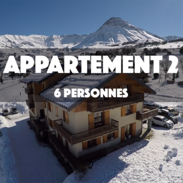 APPARTEMENT 2 – OMIKELY – 6 personnes
